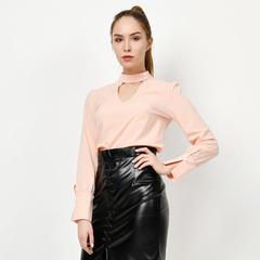 Long Wool Blend Coat With Belt